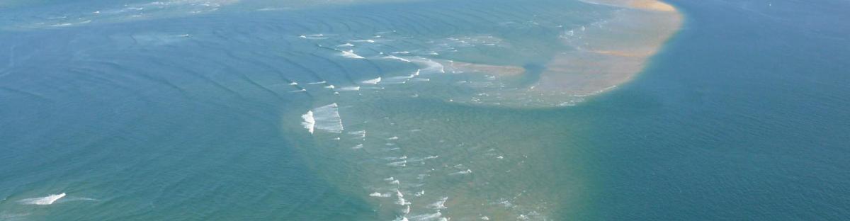Bancs de sable et hydrodynamisme PNMBA